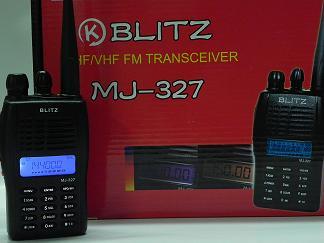 Radio Blitz Portatil Uhf 430/470mhz 5w